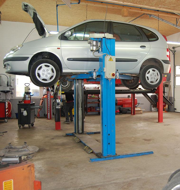 Garage rognon for Garage mecanique 91